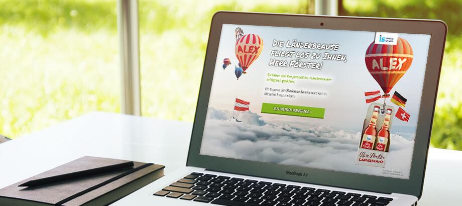 Feedback von unseren Kunden: Die beste Werbebotschaft, die wir in all den Jahren von einem Inkassounternehmen erhalten haben!