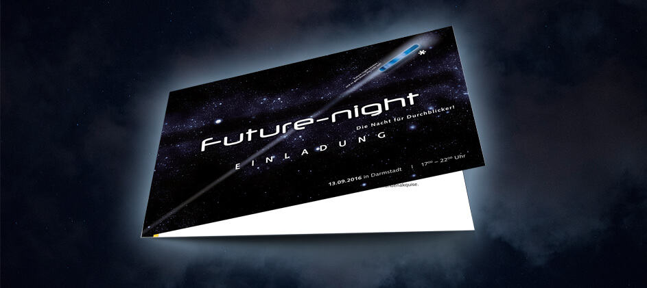 Future-Night ist untrennbar für unseren Marketing-Mix!