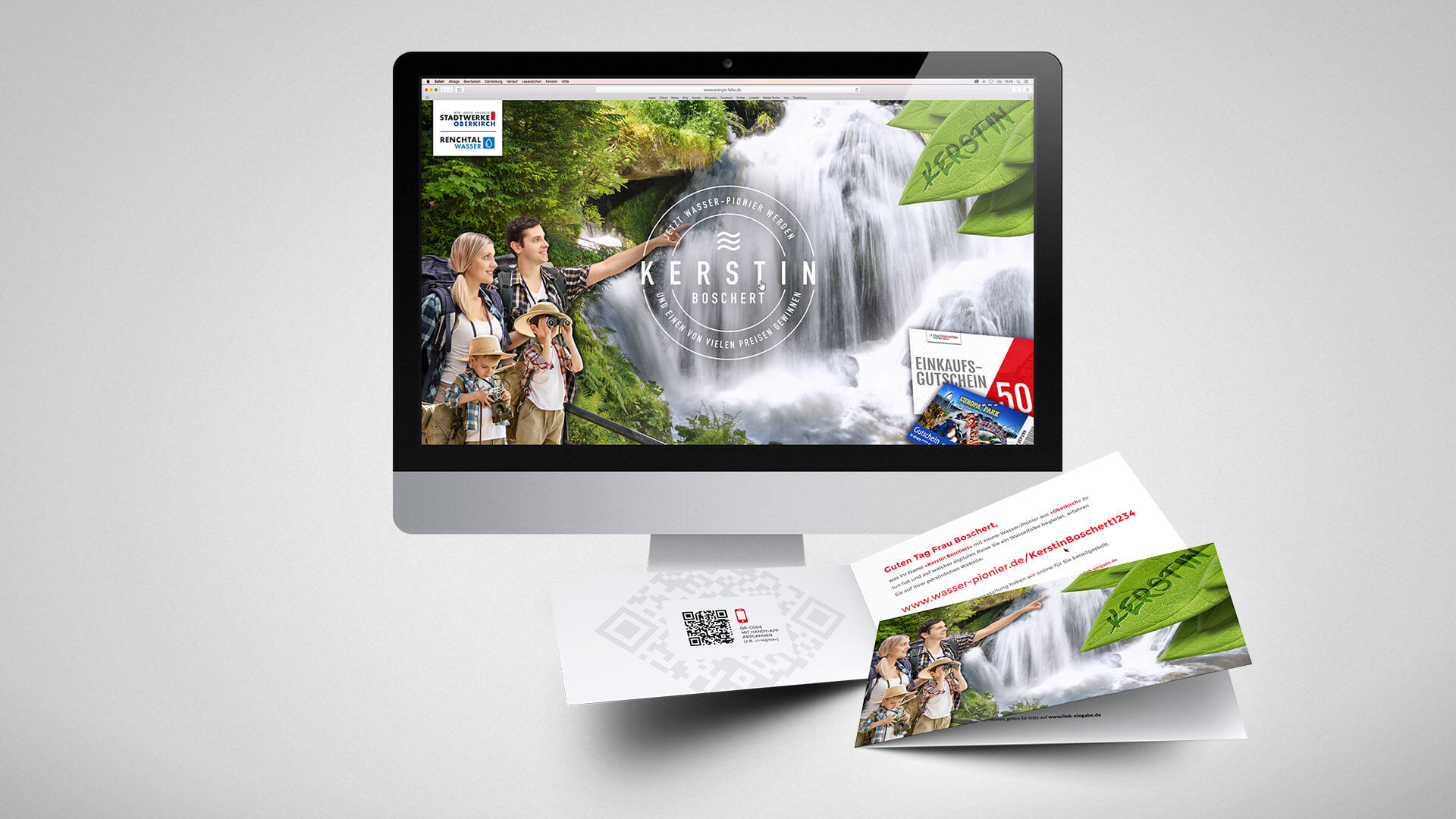 Vollblutwerber Mimigree Marketing – Print pusht online