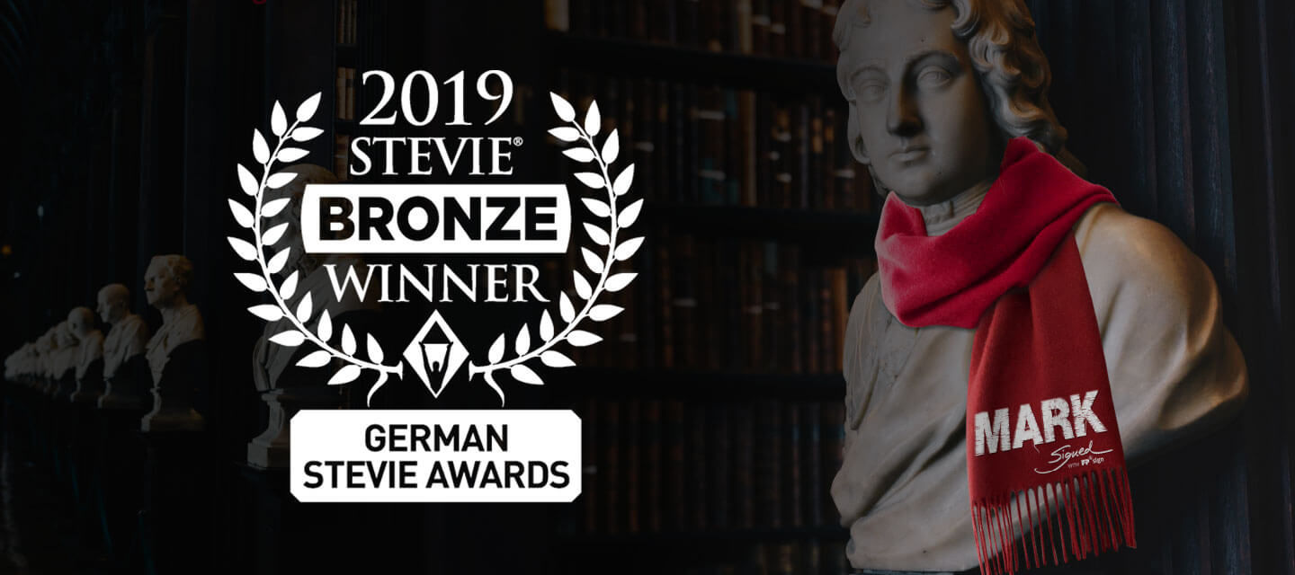 Gewinner der STEVIE AWARDS 2019