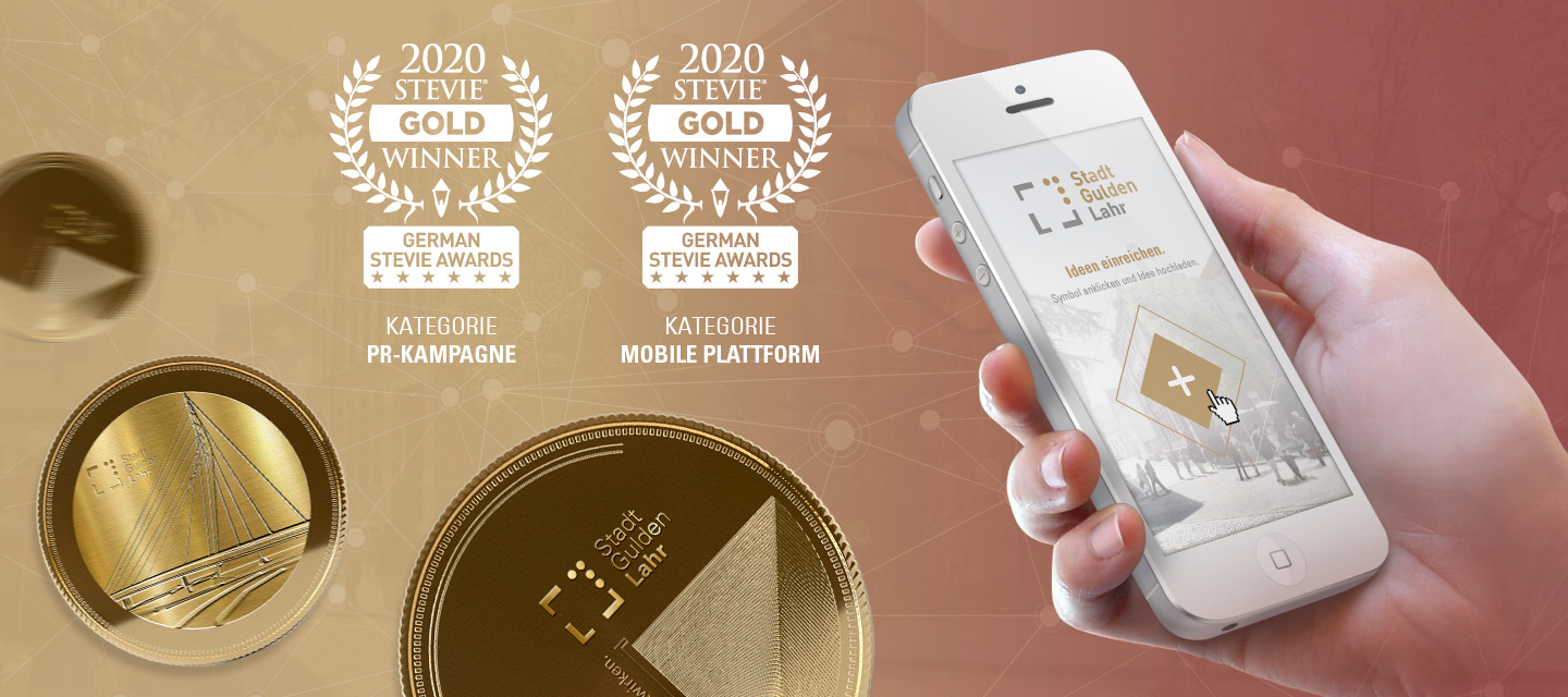 Doppel-Gold: STEVIE AWARDS 2020